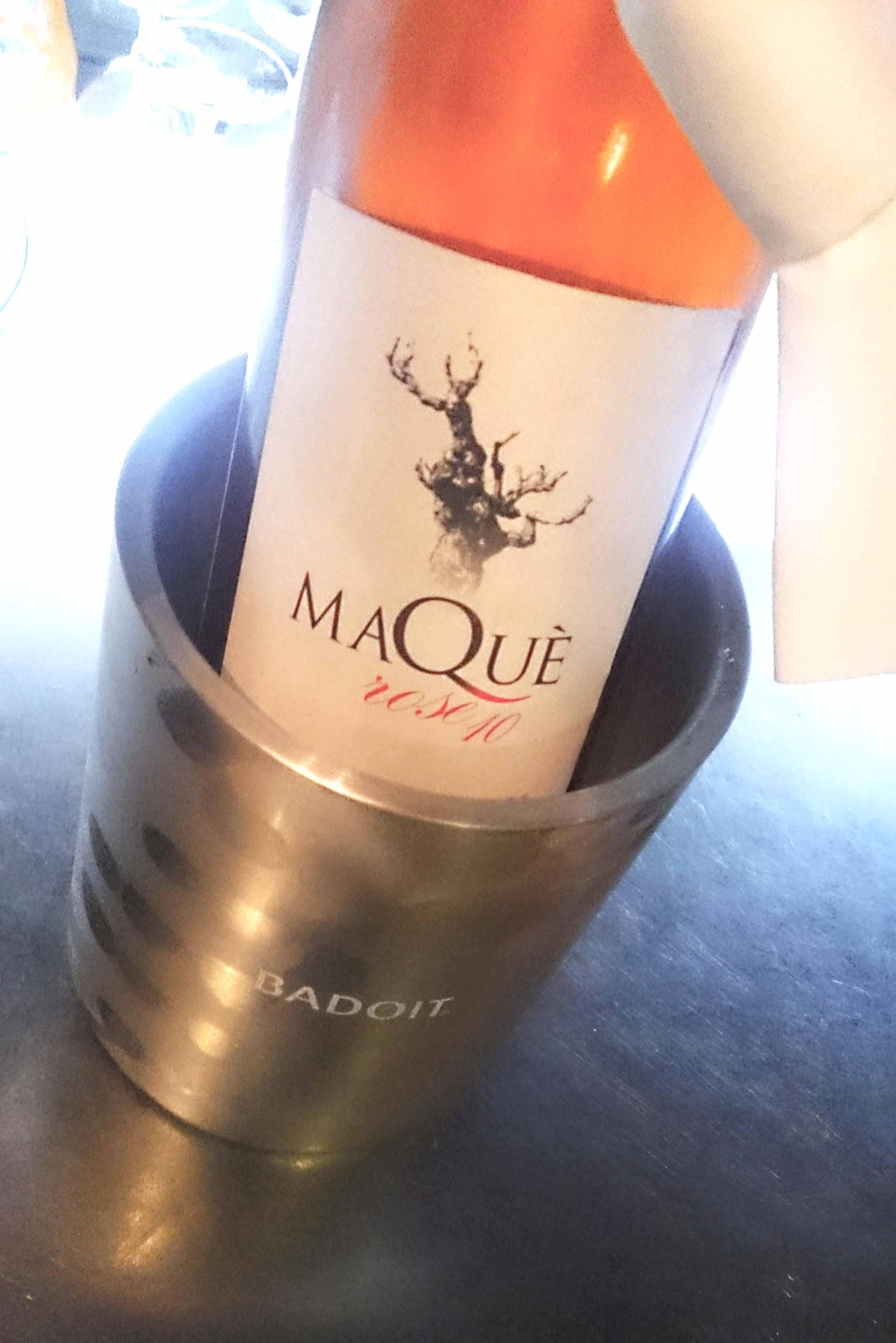 maque rose